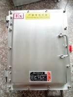 304不锈钢防爆接线箱   厂家定做3116不锈钢防爆接线箱