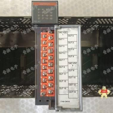 AB1746-OW16 罗克韦尔1746-OW16/C/D产品欢迎选购