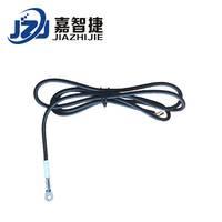 直销JZJ-3004  线耳型 DS18B20 数字温度传感器 一米线 测温探头 温度感应 线耳温度传感器 数字传感器