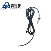 嘉智捷 温度传感器 JZJ-3005  带线1米线 M10螺纹探头 工业 智能 数字 DS18B20  厂家直销