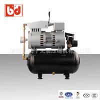 彼迪上海  无油静音空压机   BDIC160C  打气泵  小型静音无油空压机