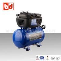 (欧盟节能认证品牌)进口无油静音空压机 压力达20bar静音空压机