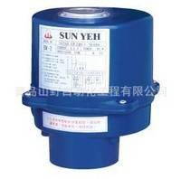 台湾山野SUN YEH BM-2阀门电动执行器/山野电动执行器/sunyeh电动头