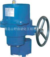 台湾山野SUN YEH电动执行器阀门电动执行器电动阀执行器OM-12