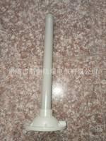 BAD隔爆型防爆灯配件吸盘灯杆直杆 弯杆30公分厂家生产直杆 弯杆