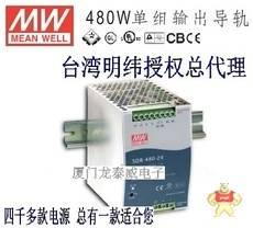 SDR-480-24-PFDIN