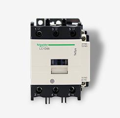 施耐德交流接触器95A 三级交流接触器 220V 110V 380V