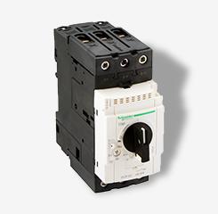 Schneider Electric/施耐德热磁型电动机断路器GV3P65 48-65A