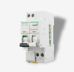 施耐德断路器20A空气开关带漏电保护器A9 DPN10A~40A家用空开开关