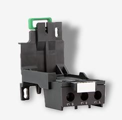 Schneider Electric/施耐德 热过载继电器底座LAEB1N独立安装座