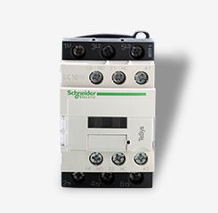 施耐德交流接触器 LC1D18M7C B7C F7C Q7C AC24V~380V一开一闭
