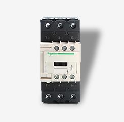 施耐德三极交流接触器65A LC1D65AM7C F7C Q7C AC220V 110V 380V
